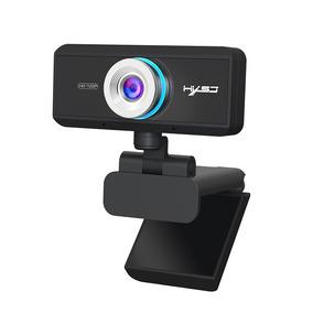 Hxsj S90 Hd Webcam Com Mic Usb3.0 2.0 720p Ajustável