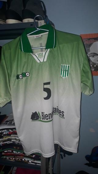 Camiseta De Voley Club Banfield Talle M