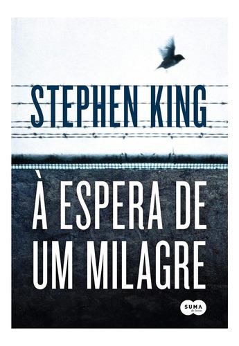Livro À Espera De Um Milagre - Stephen King