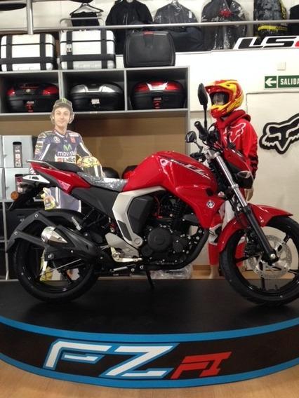 Yamaha Fz Fi Ent Inmediata No Usada No Honda # Palermo Bikes