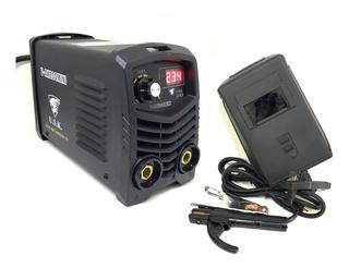 Máquina Inversora Solda Mini 230amp. 220v Usk 2 Anos Garant.