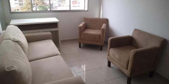 Apartamento Com 3 Dormitórios Para Alugar, 80 M² Por R$ 2.700/mês - Perdizes - São Paulo/sp - Ap5713