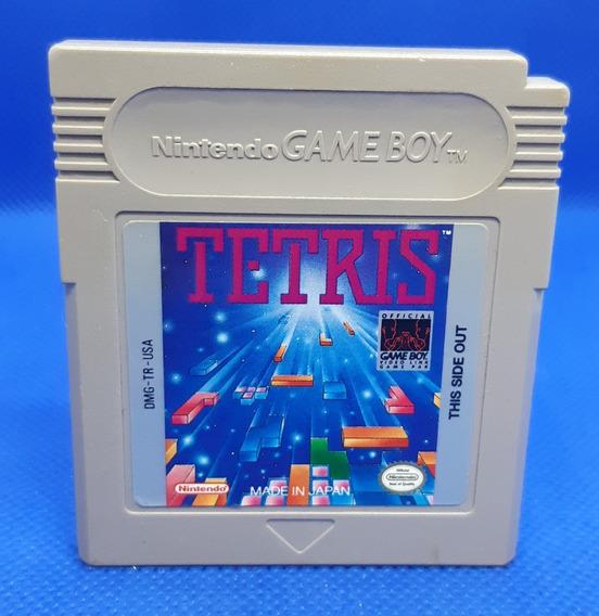 Cartucho Fita Tetris Original Usa Para Nintendo Game Boy