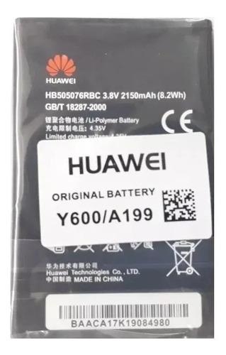 Bateria Huawei Y3 2 / Y600 U20 A199 G606 G615 Hb505076rbc