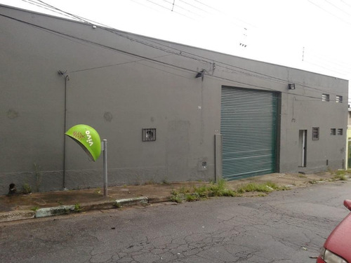 Imagem 1 de 13 de Galpão À Venda, 700 M² Por R$ 1.600.000 - Jardim Ester - São Paulo/sp - Ga0019