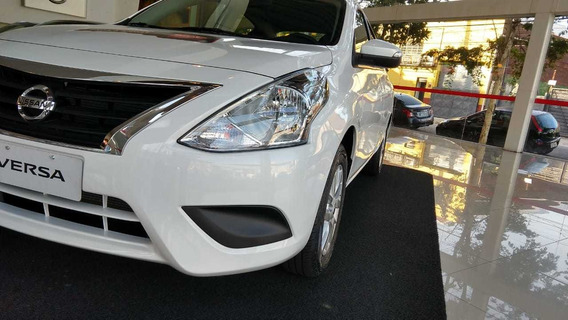 Nissan Versa Sv 1.6 Flex Automatico 19/20 Okm
