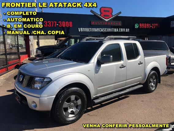 Nissan Frontier 2.5 Le Aut 4x4 (n Hilux Ranger F250 Amarock)
