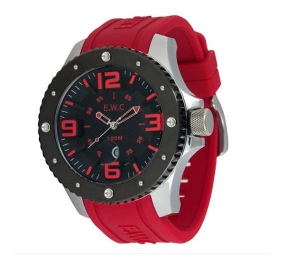 Relógio Analógico Masculino E.w.c Emt11323 V Oferta