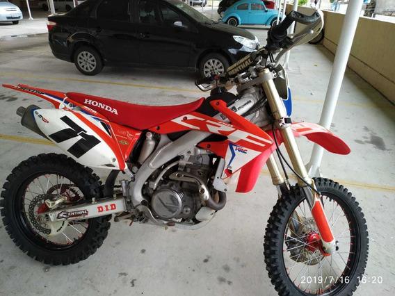 Crf 450x 2013