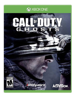 Call Of Duty Ghosts Xbox One Nuevo
