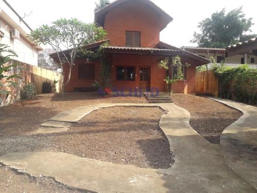 Imagem 1 de 15 de Casa Com 2 Dorms E Uma Edicula, Garagem E Frente Ampla No Condomínio Clube Castelo.   - Mr75228