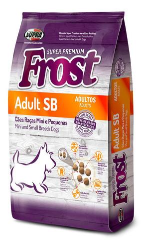 Imagen 1 de 4 de Frost Adulto Raza Pequeña 10kg Con Regalo