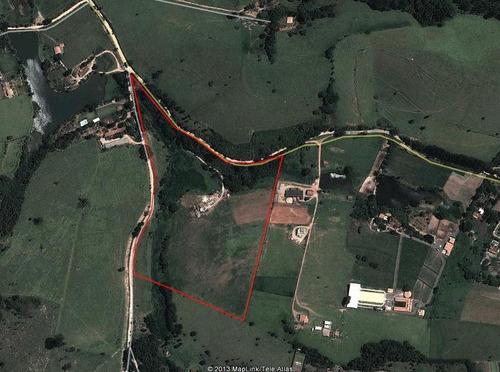 Terreno Industrial À Venda, Pinheirinho, Itatiba. - Te2825