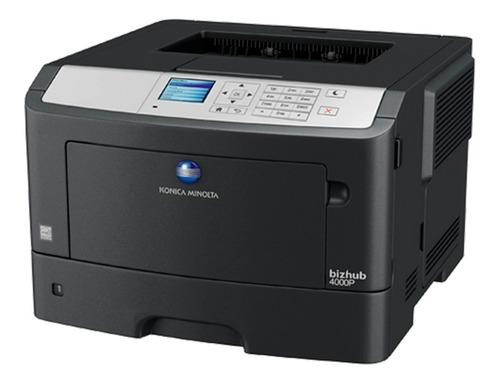 Imagen 1 de 6 de Impresora Laser Konica Minolta Bizhub 4000 Hot