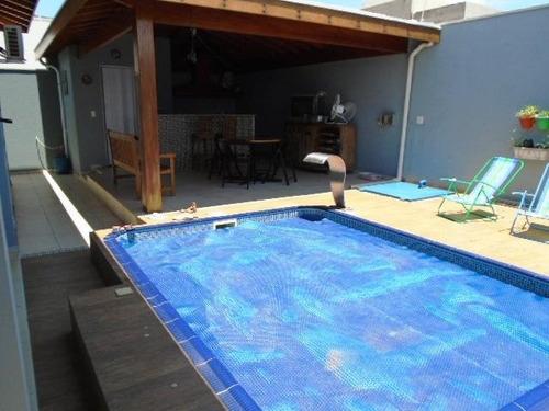 Imagem 1 de 15 de Casa Para Venda Em Araras, Jardim Terras De Santa Elisa, 2 Dormitórios, 2 Suítes, 1 Banheiro, 3 Vagas - V-178_2-634077
