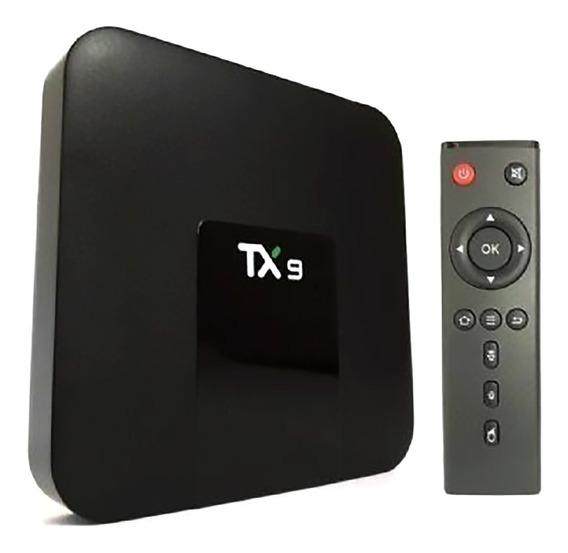 Conversor Tv Smart Tx9 4gb De Ram E 64rom Em Promoção