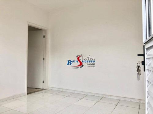 Casa Com 1 Dormitório Para Alugar, 60 M² Por R$ 1.100,00/mês - Vila Ema - São Paulo/sp - Ca0338