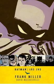 Batman Año Uno - Frank Miller - Mazzuchelli - Ecc Argentina