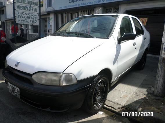 Fiat Siena Modelo 2000 Con Gnc