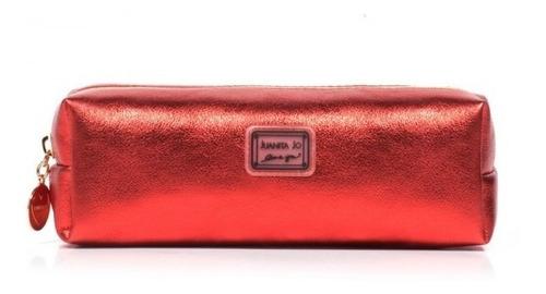 Neceser Juanita Jo Case Invierno 20 ( Rojo - 40019 )