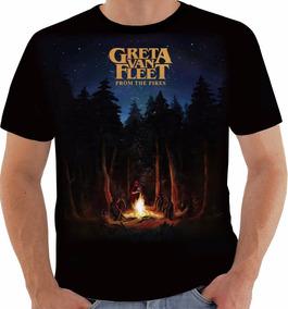 Camiseta P99 - Greta Van Fleet