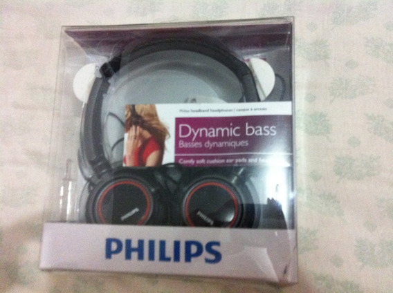 Fone Philips Sbchp400/10
