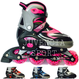 Rollers Profesionales Gold Unisex Extensible Abec 13 Alumin