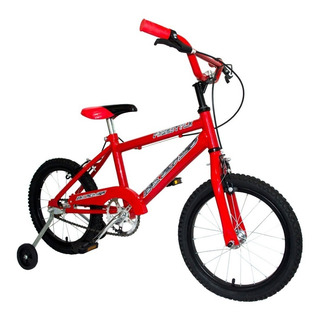 Bicicleta Bici Rodado 16 Cross Kds