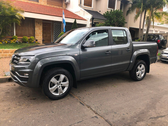 Vw Amarok Highline 4x4 At, 2018, Nueva, Impecable