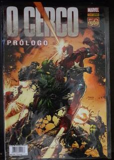 Hqs - Revista O Cerco Prólogo
