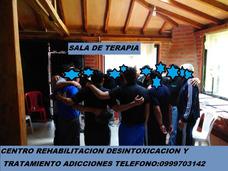 Centro De Desintoxicacion Tratamiento Y Rehabilitacion
