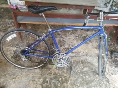 Bicicleta Schwinn Collegiate Sport 1979