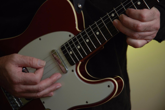 Fender Tele Usa Vintage Re-issue Custom 62 *tremenda Viola*