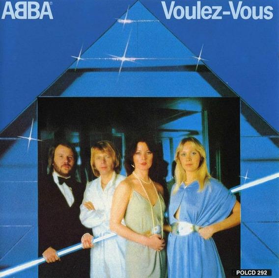 Abba Cd: Voulez-vous ( Argentina - Cerrado )