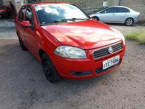 Fiat Siena El 1.4 2012 Vermelha Gnv