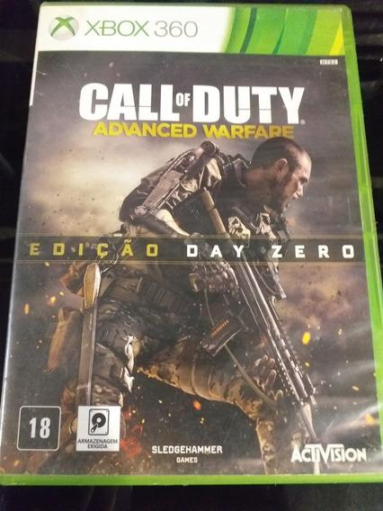 Call Of Duty Advanced Warfare Xbox 360 Midia Física