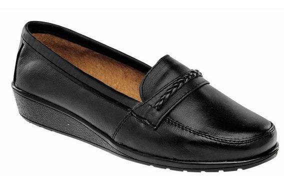 Zapato Florenza 6000 Negro Mujer