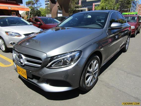 Mercedes Benz Clase C 1.6 Tp