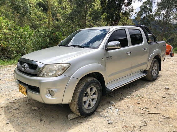 Hilux 4x4 Gasolina Full Equipo
