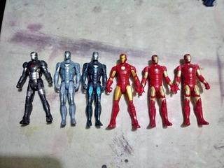 Figuras De Iron Man 3.75 , Compro O Cambio