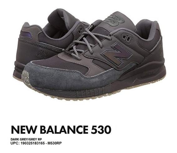 Tênis New Balance M530rp Elite Edition 42 - Cinza Refletivo