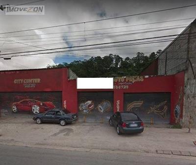 Salão Para Alugar, 225 M²- Itaquera - São Paulo/sp - Sl0152