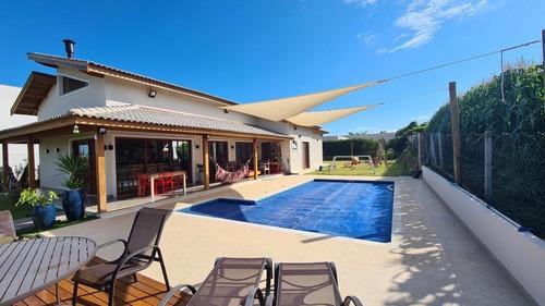 Chácara Com 4 Dormitórios À Venda, 1000 M² Por R$ 1.380.000,00 - Horizonte Azul Ii - Itupeva/sp - Ch0205