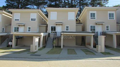 Casa À Venda, 173 M² Por R$ 730.000,00 - Granja Viana - Cotia/sp - Ca11743