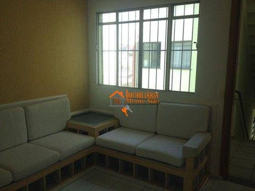 Imagem 1 de 5 de Apartamento Com 2 Dormitórios À Venda, 52 M² Por R$ 212.000,00 - Portal Dos Gramados - Guarulhos/sp - Ap3038