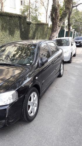 Imagem 1 de 9 de Chevrolet Astra Sedan 2005 2.0 Elite Flex Power Aut. 4p