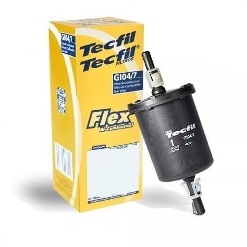 Filtro Combustivel Pajero Tr4 Flex 2004 Td