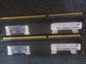 Memória 4gb Ddr3 Pc3 10600r 2rx4 Original Hp