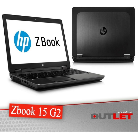 Hp Zbook 15 G2 Mobile Workstation 15.6 Core I7 4600m 16gb