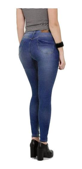 Calça Jeans Lipo Cintura Alta Pants Levanta Bumbum Promoção!